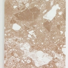 MA 16039 - BROWN MARBLE