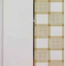 MA 20047 - WHITE & GOLD TETRAGON